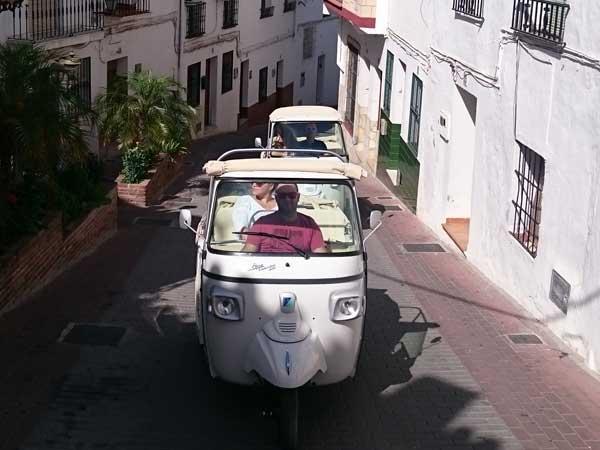 Team4you CALLESINO. Muy popular en Italia y va a hacérselo en Andalucía: Calessino