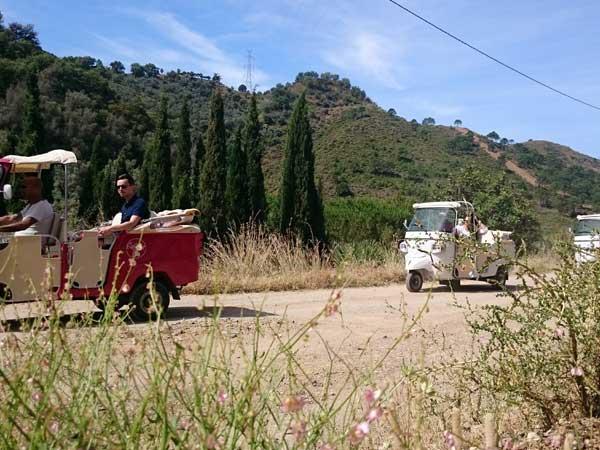 Team4you CALLESINO. Una experiencia inolvidable en una de las regiones más bellas de España.