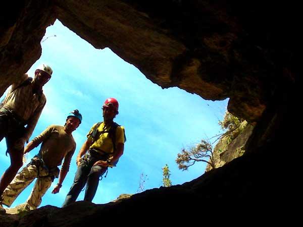 Team4you Galería de fotos Espeleología en Ronda 05 Turismo Activo y Aventura Marbella Málaga Andalucía