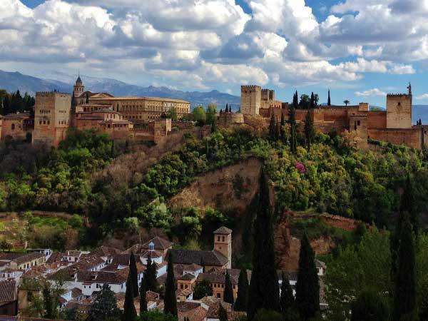Team4you Galería de fotos Visita a Granada y Alhambra 02 Turismo Activo y Aventura Marbella Málaga Andalucía