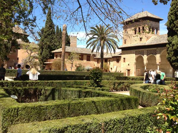 Team4you Galería de fotos Visita a Granada y Alhambra 04 Turismo Activo y Aventura Marbella Málaga Andalucía