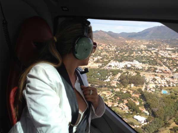 Team4you Galería de fotos Helicoptero Quad Experiencia 02 Turismo Activo y Aventura Marbella Málaga Andalucía