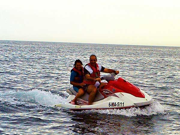 Team4you Photo Gallery JET SKI ACTIVITY 01 Adventure Outdoor Activities Marbella Málaga Andalucia