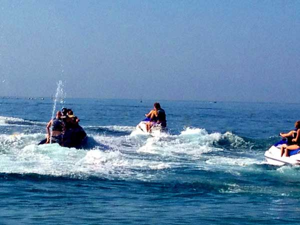Team4you Photo Gallery JET SKI ACTIVITY 02 Adventure Outdoor Activities Marbella Málaga Andalucia