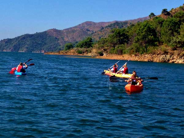 Team4you Galería de fotos Kayak y Quad Excursiones 02 Turismo Activo y Aventura Marbella Málaga Andalucía