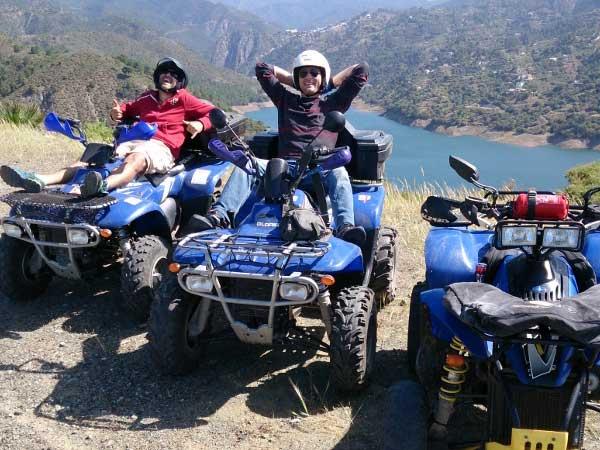 Team4you Galería de fotos Kayak y Quad Excursiones 03 Turismo Activo y Aventura Marbella Málaga Andalucía