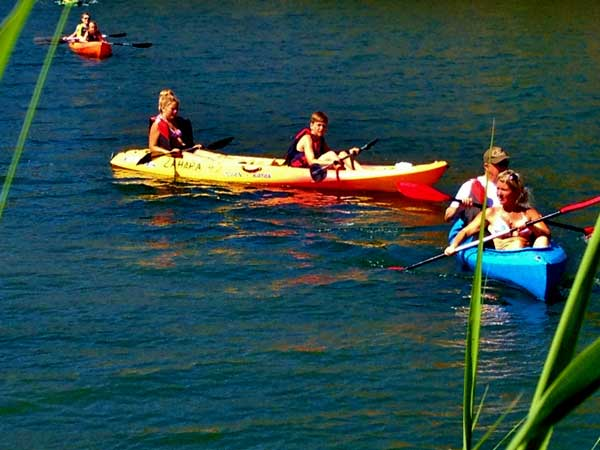 Team4you Photo Gallery KAYAK and QUAD TOUR 04 Adventure Outdoor Activities Marbella Málaga Andalucia