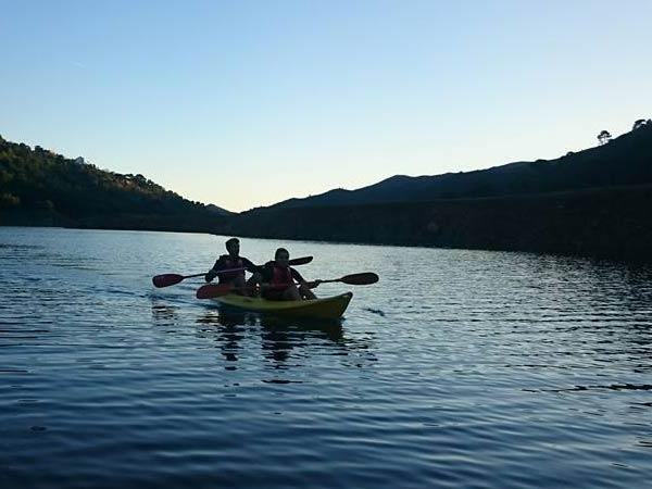 Team4you Galería de fotos Canoa y Kayak una actividad interesante en Marbella, en el lago de Istán.