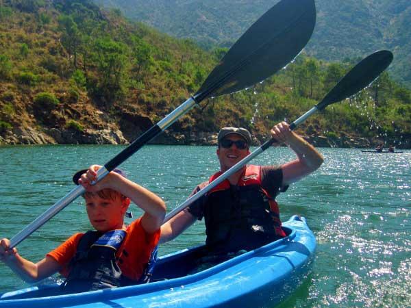 Team4you Galería de fotos KAYAK TRIP 01 Turismo Activo y Aventura Marbella Málaga Andalucía