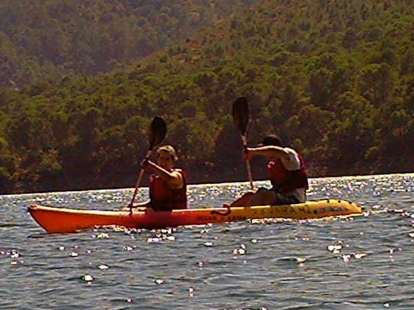 Team4you Galería de fotos KAYAK TRIP 04 Turismo Activo y Aventura Marbella Málaga Andalucía