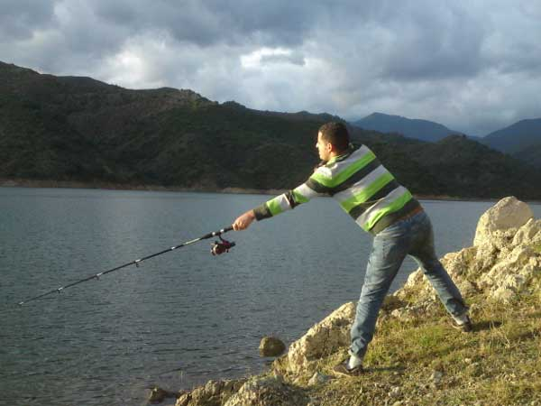 Team4you Photo Gallery LAKE BASS FISHING 03 Adventure Outdoor Activities Marbella Málaga Andalucia