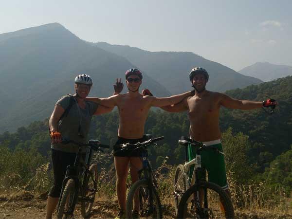 Team4you Galería de fotos MTB TOUR Mountain Bike Tour 03 Turismo Activo y Aventura Marbella Málaga Andalucía