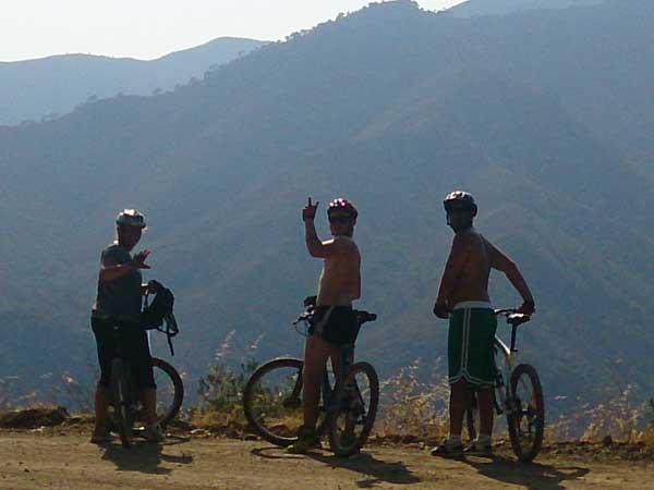 Team4you Galería de fotos MTB TOUR Mountain Bike Tour 04 Turismo Activo y Aventura Marbella Málaga Andalucía