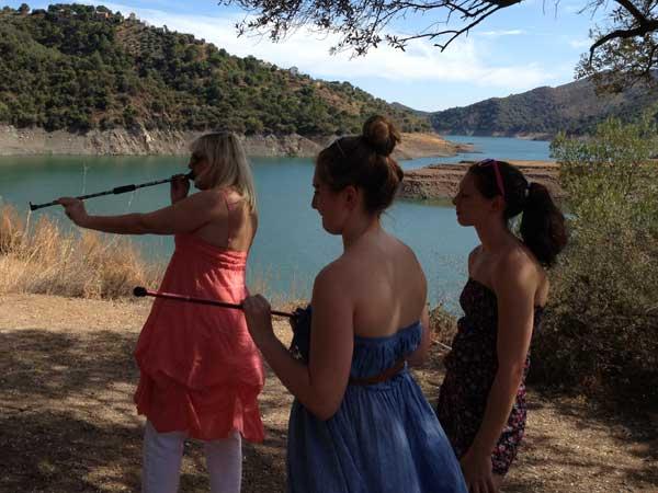 Team4you Photo Gallery MULTI ACTIVITY TRIP 04 Adventure Outdoor Activities Marbella Málaga Andalucia