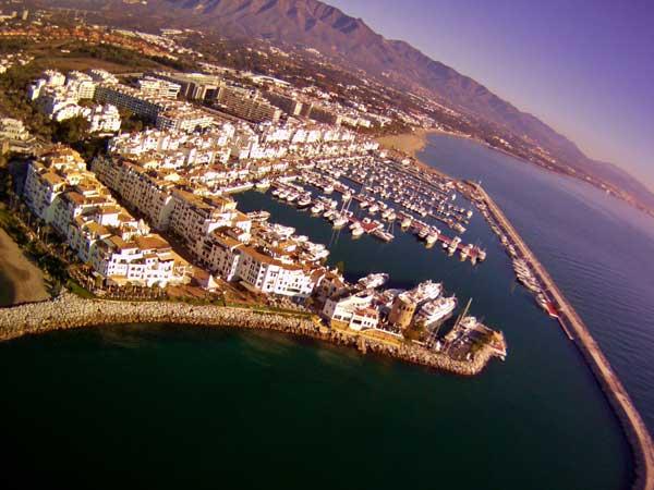 Team4you Galería de fotos Paramotor Biplaza 06 Turismo Activo y Aventura Marbella Málaga Andalucía