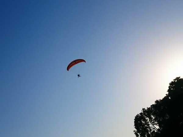 Team4you Photo Gallery Paratrike Adventure in Marbella 08. Costa del Sol from the Sky. Malaga Spain