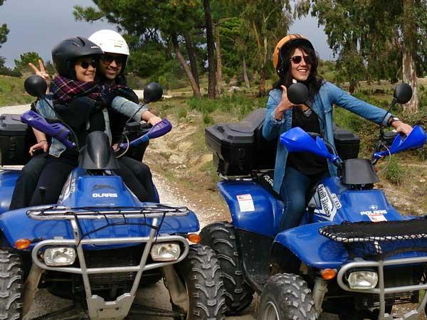 Team4you Galería de fotos Excursión con Quads 06 Turismo Activo y Aventura Marbella Málaga Andalucía