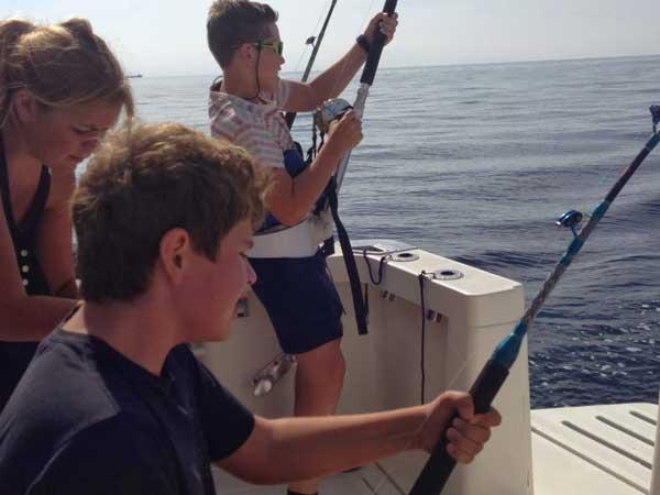 Team4you Galería de fotos Pesca Deportiva 03 Turismo Activo y Aventura Marbella Málaga Andalucía