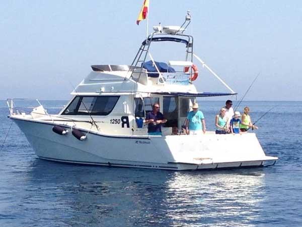 Team4you Galería de fotos Pesca Deportiva 05 Turismo Activo y Aventura Marbella Málaga Andalucía