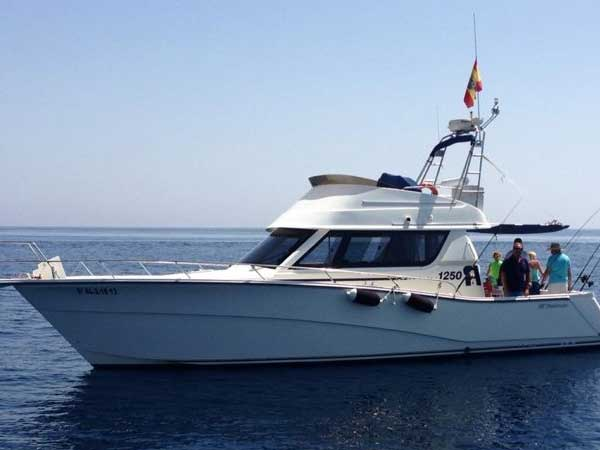 Team4you Galería de fotos Pesca Deportiva 06 Turismo Activo y Aventura Marbella Málaga Andalucía