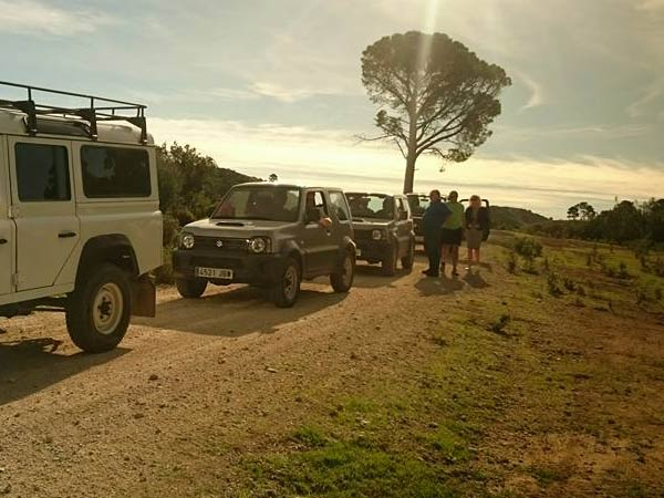 Team4you Photo Gallery Self drive Off Road Jeep Safari Tour from Puerto Banus, Marbella up to Ronda.