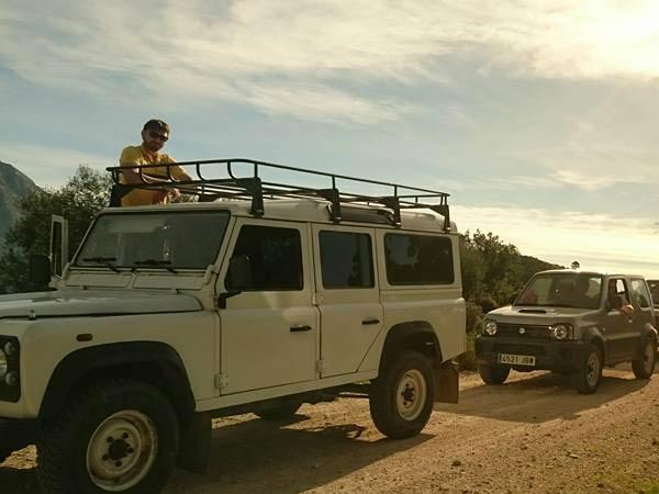 Team4you Galería de fotos Jeep Safari conducir su propio jeep todo terreno.