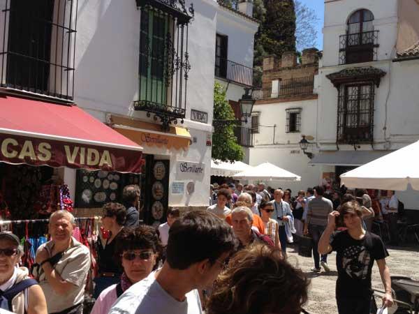 Team4you Galería de fotos Visita a Sevilla 01 Turismo Activo y Aventura Marbella Málaga Andalucía