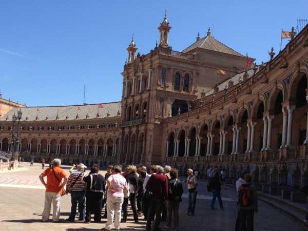 Team4you Galería de fotos Visita a Sevilla 02 Turismo Activo y Aventura Marbella Málaga Andalucía