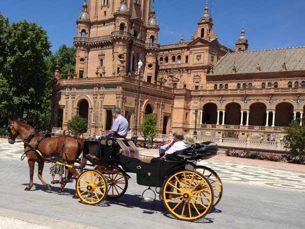 Team4you Galería de fotos Visita a Sevilla 04 Turismo Activo y Aventura Marbella Málaga Andalucía