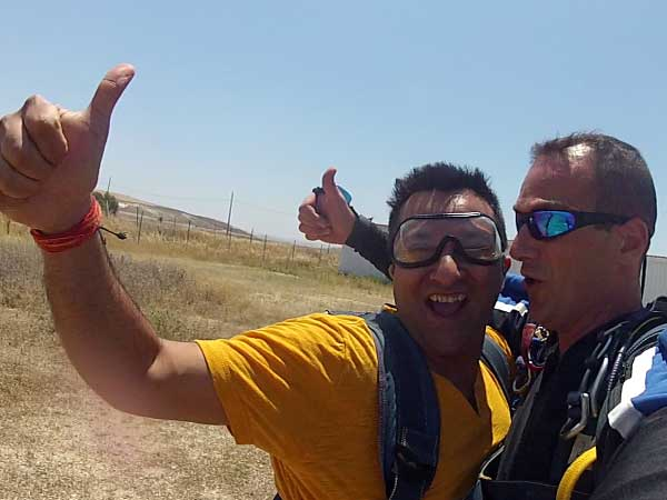 Team4you Photo Gallery Skydiving near Marbella. A rush of adrenalin on the Costa del Sol. Tandem Skydiving with coastal views in the heart of Andalucia. Spain Malaga 12.