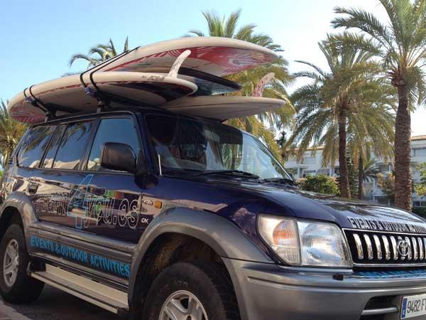 Team4you Galería de fotos STAND UP PADDLE SURFING 04 Turismo Activo y Aventura Marbella Málaga Andalucía