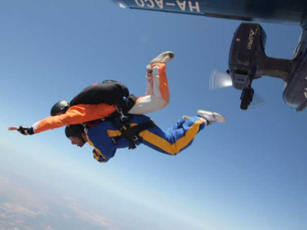 Team4you Photo Gallery TANDEM SKYDIVING 01 Adventure Outdoor Activities Marbella Málaga Andalucia