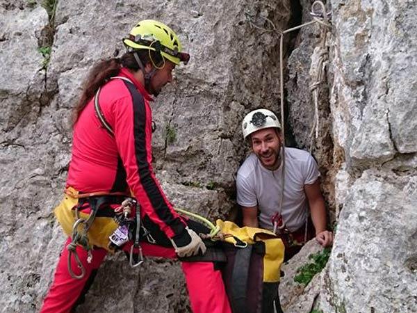 Team4you Galería de fotos Via Ferrata vacaciones de Aventuras en las montañas y parques nacionales situados al oeste de la provincia de Málaga.