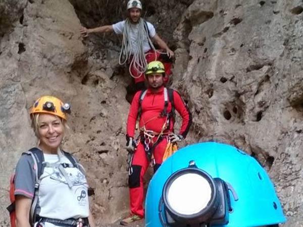 Team4you Galería de fotos Via Ferrata y una de las mejores cuevas en la Provincia de Málaga.