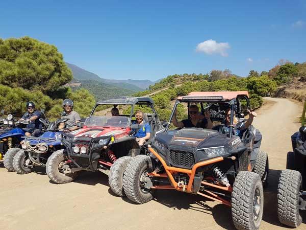 Team4you Galería de fotos Excursión con Buggy 05 Evento Corporativoos Corporativos Marbella Málaga Andalucía
