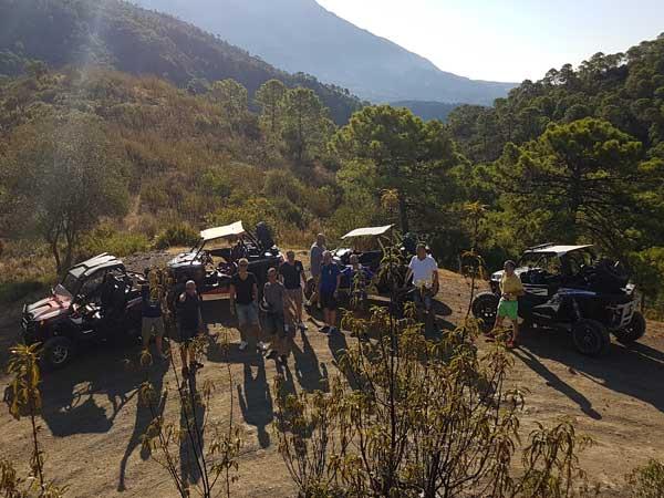 Team4you Galería de fotos Excursión con Buggy 06 Evento Corporativoos Corporativos Marbella Málaga Andalucía