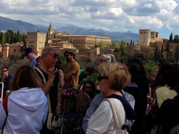 Team4you Galería de fotos Tours guiados a Ciudades de Andalucía 04 Evento Corporativoos Corporativos Marbella Málaga Andalucía