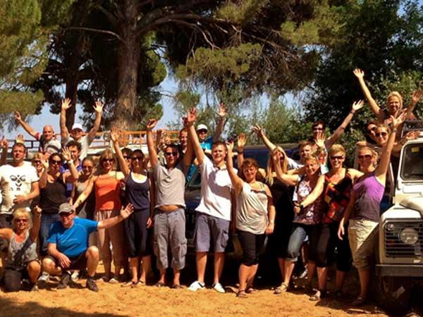 Team4you Galería de fotos Jeep Safari 05 Evento Corporativoos Corporativos Marbella Málaga Andalucía