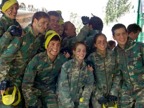 Team4you Photo Gallery PAINTBALL EVENT 03 Corporate Events Marbella Málaga Andalucia