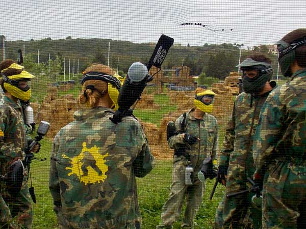 Team4you Photo Gallery PAINTBALL EVENT 05 Corporate Events Marbella Málaga Andalucia