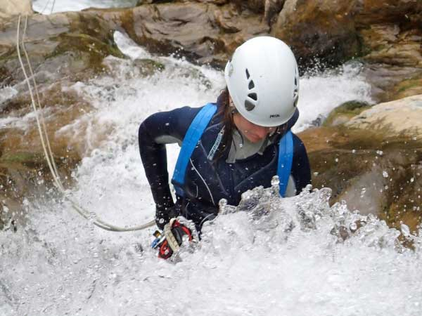 CANYONING LEVEL 2 Canyoning or Gorge Descent 05 | Marbella Team4you
