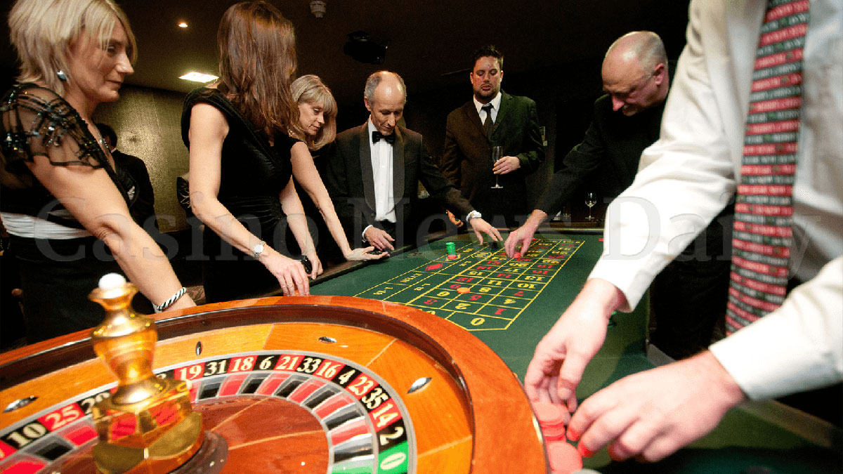 CASINO PARTIES Marbella Event by recreating a Las Vegas Casino. Professional dealers and card tables. 02 | Team4you