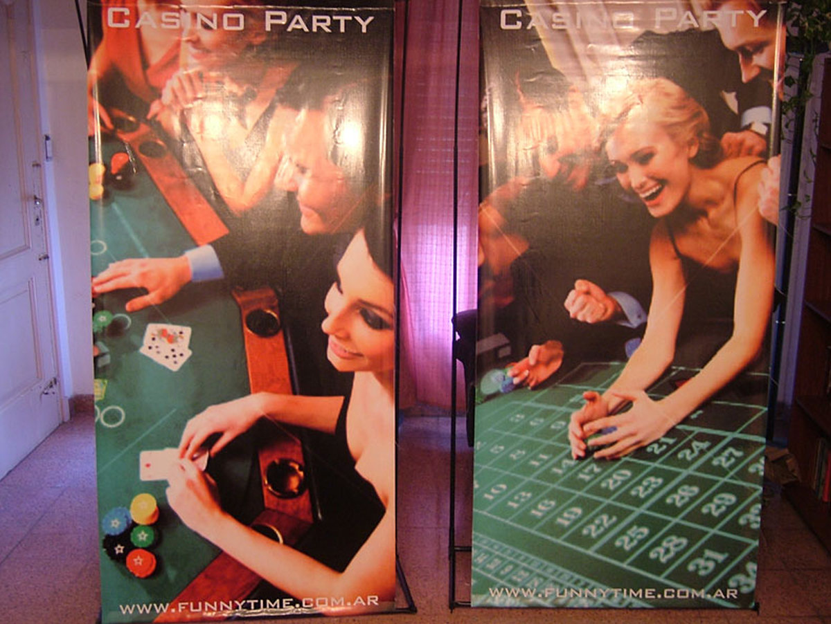 CASINO PARTIES Marbella Event by recreating a Las Vegas Casino. Professional dealers and card tables. 08 | Team4you