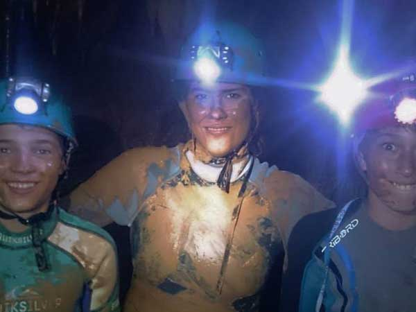 Caving Málaga Costa del Sol Speleology 08 | Team4you