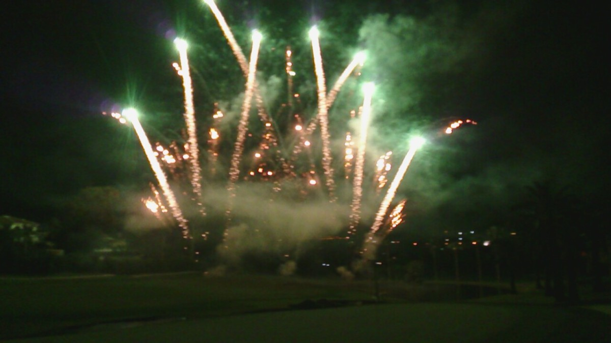 FIREWORKS DISPLAY Exciting & spectacular private fireworks show! 02 | Marbella Team4you