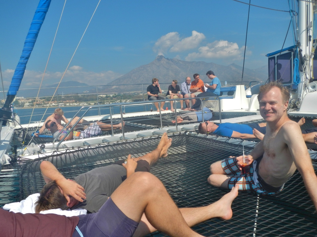 GROUP BOAT TOURS Marbella Catamaran tour along the Costa del Sol 07 | Team4you