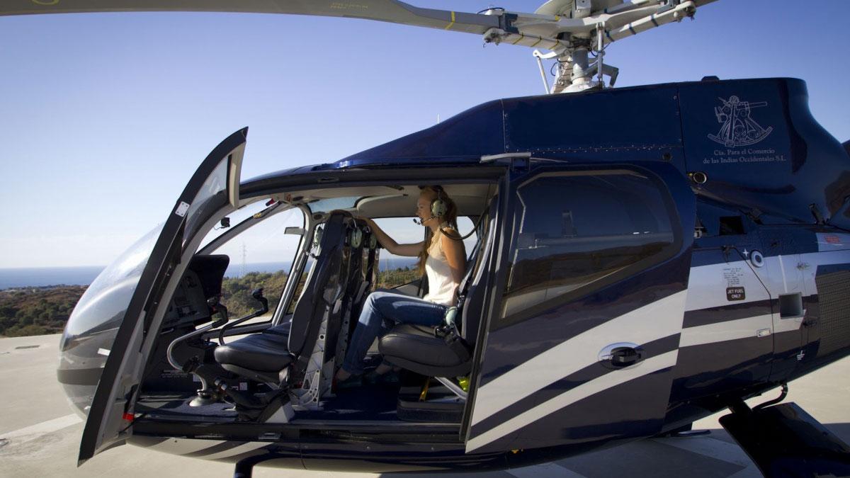 HELICOPTER TOUR Costa del Sol 01 | Marbella Team4you