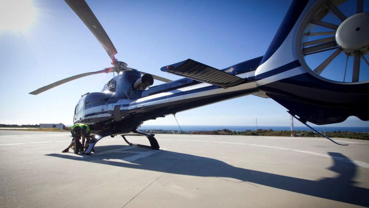 HELICOPTER TOUR Costa del Sol 02 | Marbella Team4you