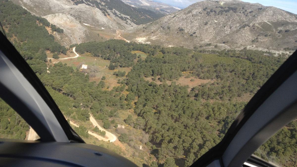 HELICOPTER TOUR Málaga Costa del Sol Costa del Sol 03 | Team4you