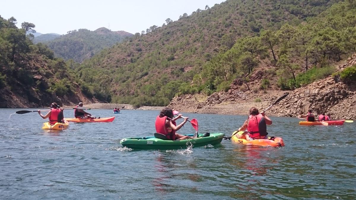Jeep and Kayak Safari Marbella Sierra de las Nieves 05 | Team4you